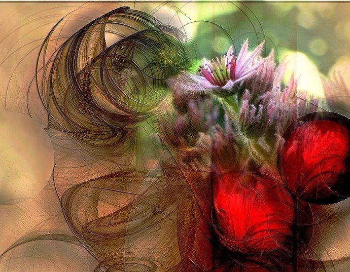 Kukka on houkutin